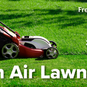 Clean Air Lawn Care event cover image
