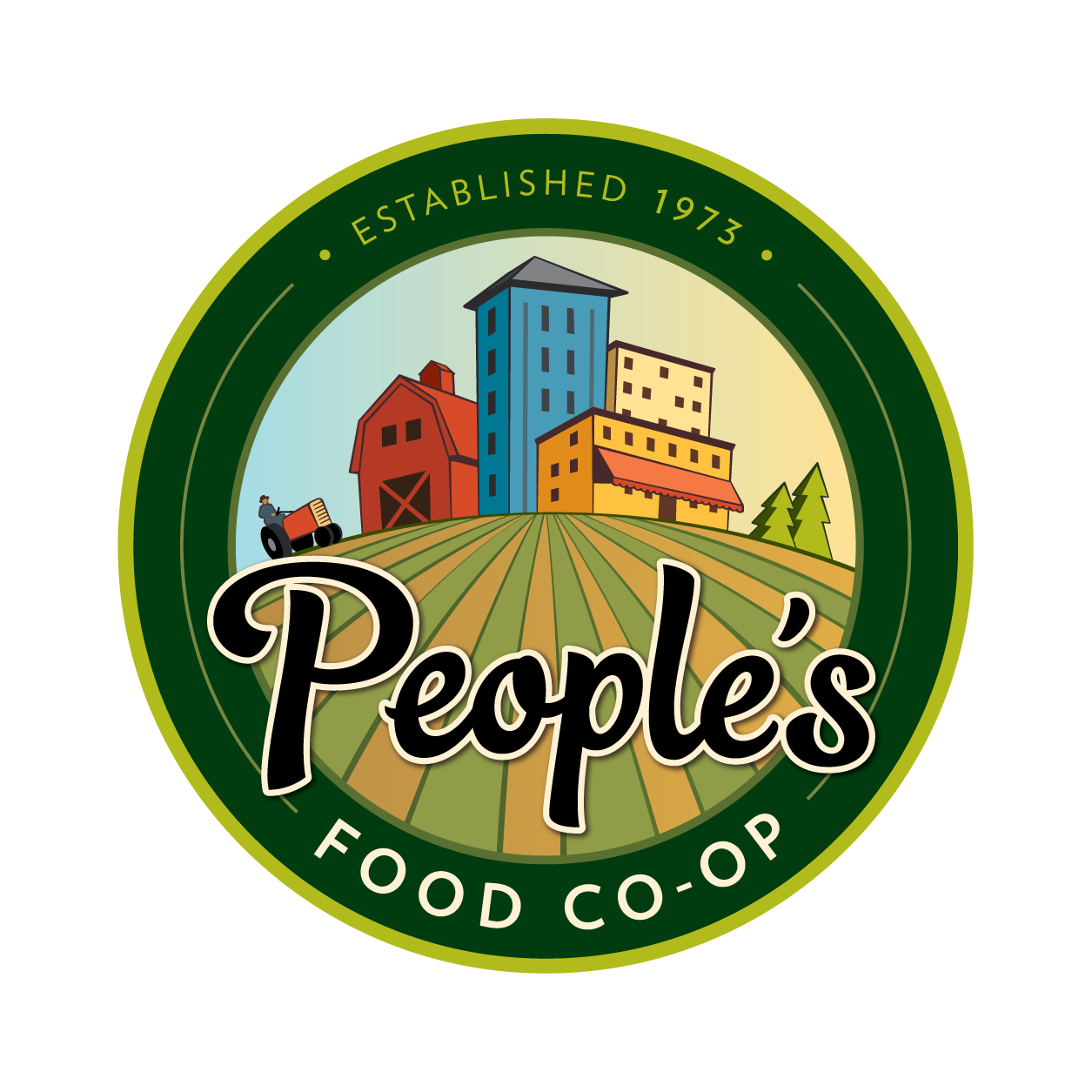 People_s Food Coop logo
