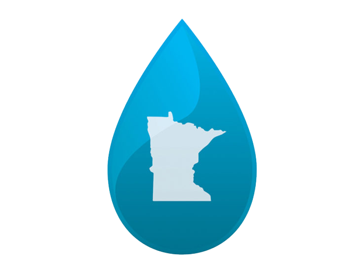 We Are Water MN logo